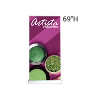 Baby Step Retractable Banner Stand
